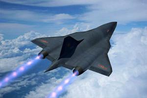 网友推测中国未来隐身轰炸机 外形科幻