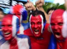 巴西世界盃:29日精彩進球 哥斯大黎加隊首進八強[組圖]
