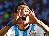 阿根廷晉級八強 迪瑪利亞絕殺瑞士