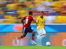 世界盃5日十佳圖:德國巴西晉級四強[組圖]
