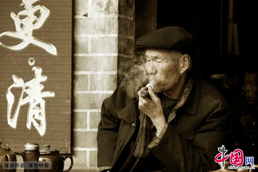 临涣茶馆 临涣 古镇 茶馆 茶文化