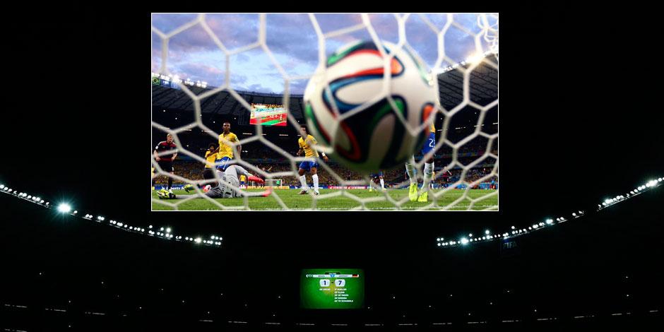 世界盃9日十佳圖:巴西1-7慘敗德國
