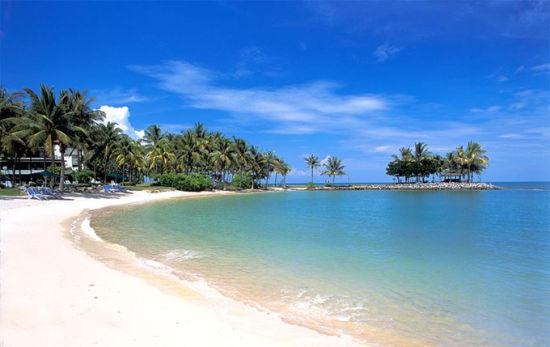 阳光 暑假游持续升温 高铁游及东南亚海岛游成为主力  马来西亚沙巴有