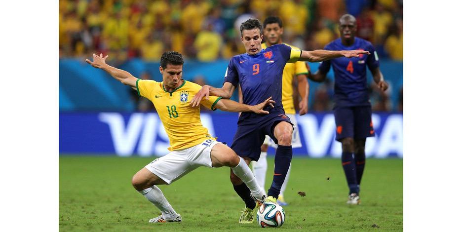 世界盃12日十佳圖:荷蘭3比0奪得季軍