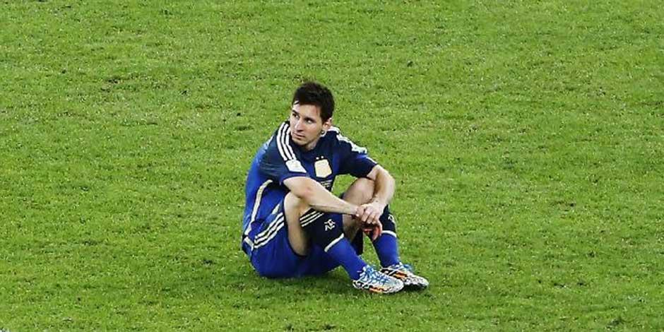 馬拉多納:梅西不配得金球獎 換上阿圭羅是敗筆[組圖]
