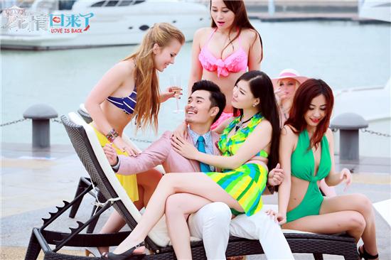 爱情回来了电视剧_新电视剧《爱情回来了》即将开播_视频中国