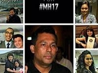 坠毁MH17航班机组人员照片曝光[组图]