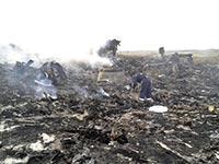 马航MH17客机坠毁全纪录