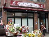 荷兰鹿特丹:悼念马航空难中遇难的香港居民[组图]