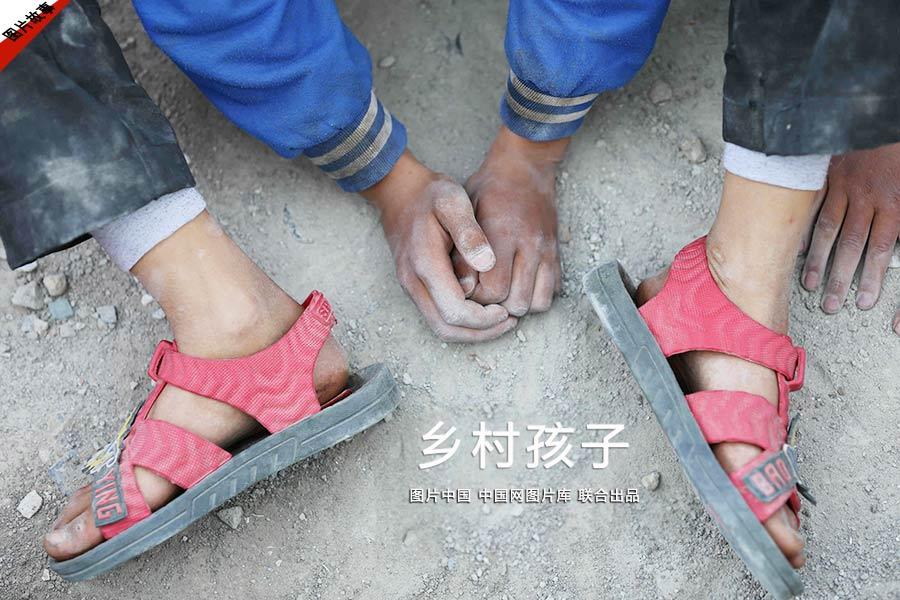 【圖片故事】鄉村孩子