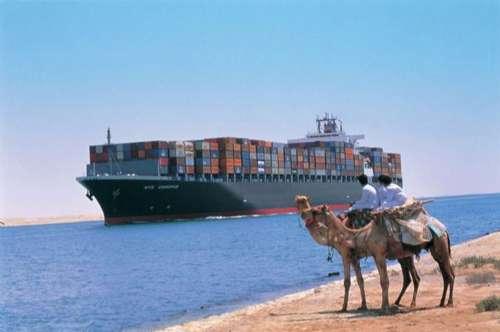 埃及计划修建新苏伊士运河