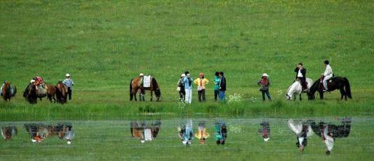 盘点河北五大草原 一起亲近大自然