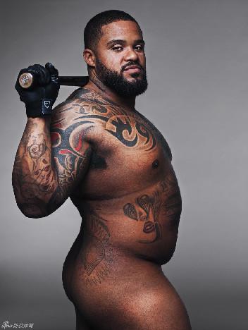 2014年运动员全裸大片