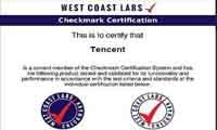 腾讯电脑管家再次满分通过获'CheckMark'认证