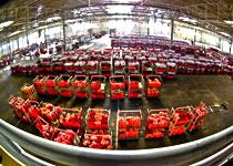昆明国际花卉拍卖交易中心:整装待发