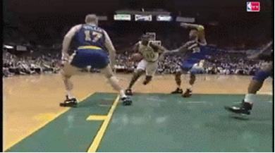 盘点NBA最酷霸炫的庆祝动作 上图片