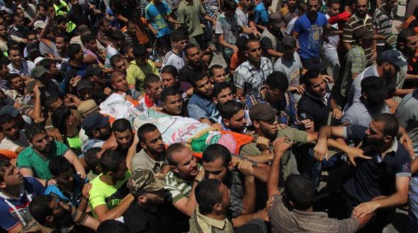 以军炸死3名哈马斯武装派别领导人