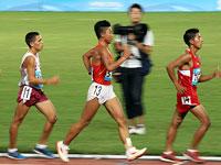 16歲小將賀相紅帶傷完成比賽 戰勝自己