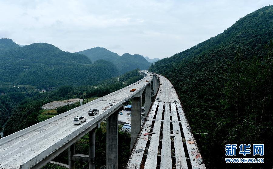 湖北:恩黔恩来高速即将通车