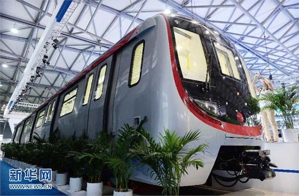 无人驾驶地铁列车将驶进燕房线.   在北京燕房线最近举行的高清图片