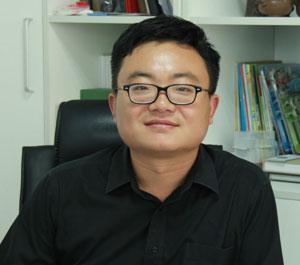 图豆总经理丁亚做客中国网