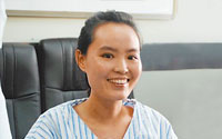 最美女教师 张丽莉
