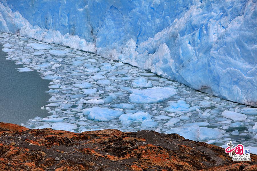 冰川与半岛