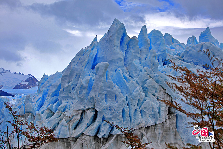 冰川之几巅