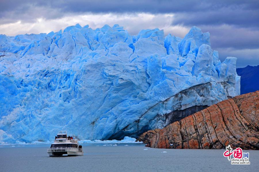 大廷小事(十七)莫雷诺冰川:一块尘封的冰雪蛋糕
