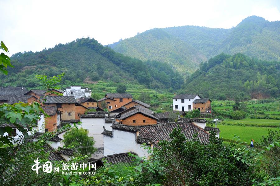 """婺源最后的""""土墙部落""""――郑公山"""