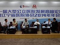 第一届大型公立医院发展高峰论坛