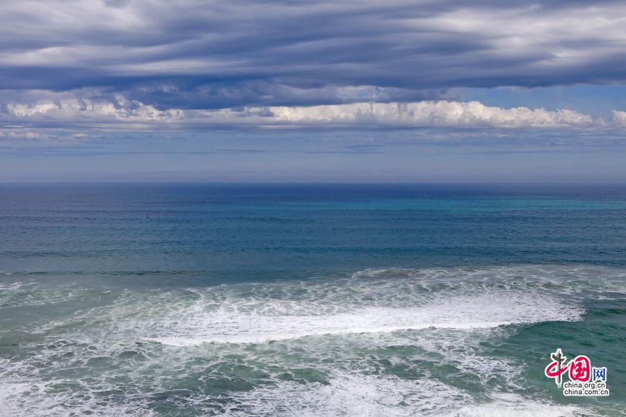 南大洋的波澜壮阔