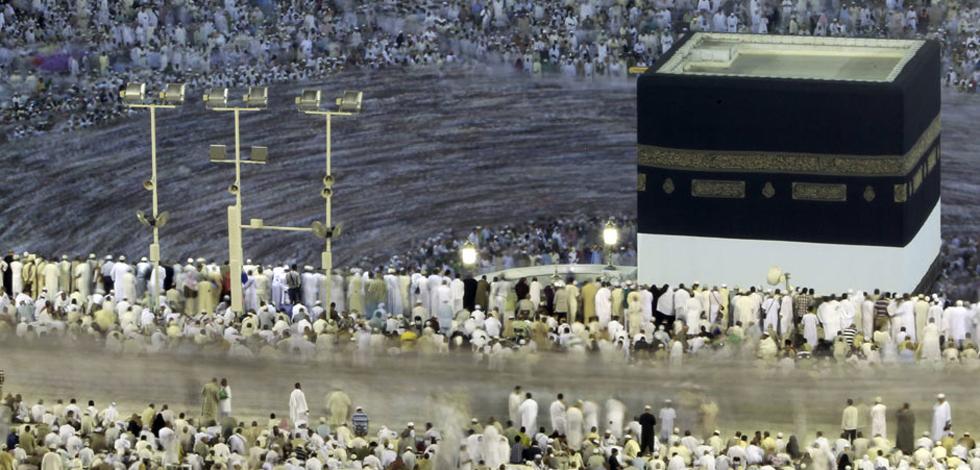 2012年朝觐:160万穆斯林涌入麦加