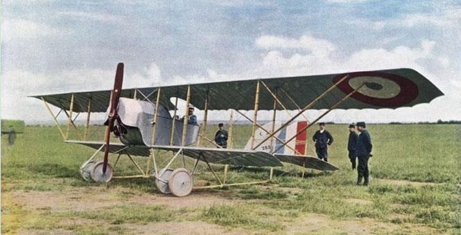 老照片: 第一次世界大戰罕見的彩色照片