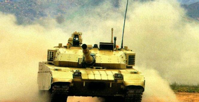 中國軍工公開VT-4型外銷主戰坦克最新猛照