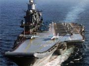 俄軍庫茲涅佐夫號艦載機訓練照曝光