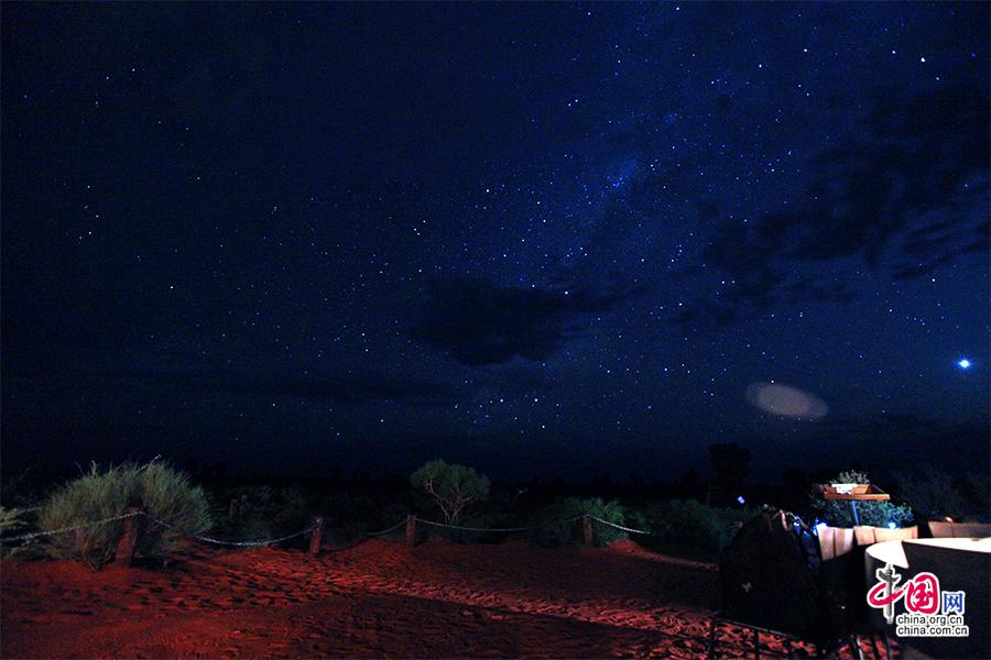 奇特澳秘(十六)星光盛宴,一起聆聽寰宇間的靜默