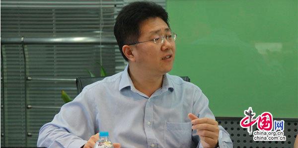 薛立胜:中国网为幼儿园园长论坛提供很好的平台