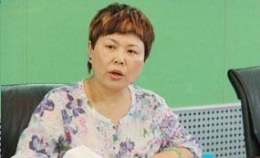 北京长颈鹿幼儿园园长李燕舒