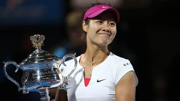 亚洲首位网球大满贯得主李娜正式宣布退役