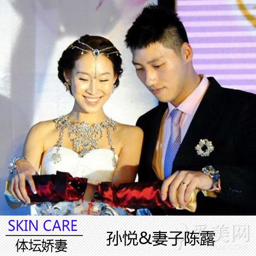 刘翔老婆年龄诚迷 体坛明星娇妻嫩肌PK(图)