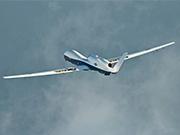 美國巨型無人機橫跨北美大陸飛行