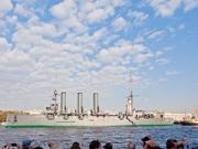 軍情24小時:俄傳奇巡洋艦回船廠保養