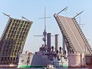 俄傳奇巡洋艦回船廠保養 艦齡已117年