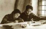 主席和江青的一组爱情老照片