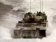 解放軍出動世界最強兩棲戰車