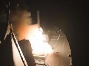 軍情24小時:美軍宙斯盾艦狂射戰斧攻擊ISIS