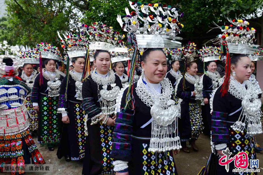 少数民族 苗族服饰 贵州 黔东南 苗家 图案 历史 穿在身上的历史
