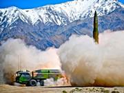 疑似二炮最新東風-16型導彈高清照曝光
