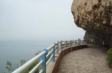 青岛旅游新热点海岛游 渔家风情灵山岛
